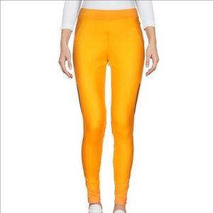 Orange Adidas by Stella McCartney Leggings L